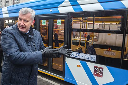 Иван Котвицкий подтвердил, что вариант размещения производства камазовских электробусов на«Тролзе» онобсуждал впрошлом году, когда КАМАЗ подисывал соглашение сСаратовской областью