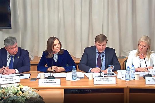 Накануне напарламентских слушаниях мэры 56 городов решали, что делать, чтобы ихвотчины вошли в12 нацпроектов Путина отдельной строчкой