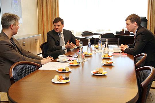 Андрей Богинский в эксклюзивном интервью «БИЗНЕС Online» назвал персонально ответственных за будущее КВЗ