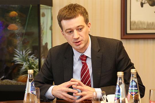 Недавно коллективу представили нового руководителя опытного конструкторского бюро Алексея Гарипова