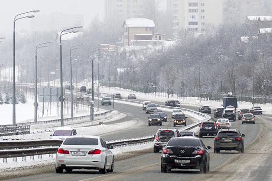 Татарстану выделили 350млн рублей на«строительство Большого казанского кольца», которое позволит существенно разгрузить магистральные улицы города