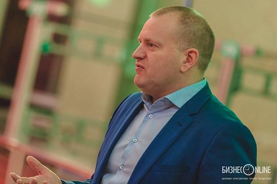 Главный судья КХЛ Алексей Анисимов