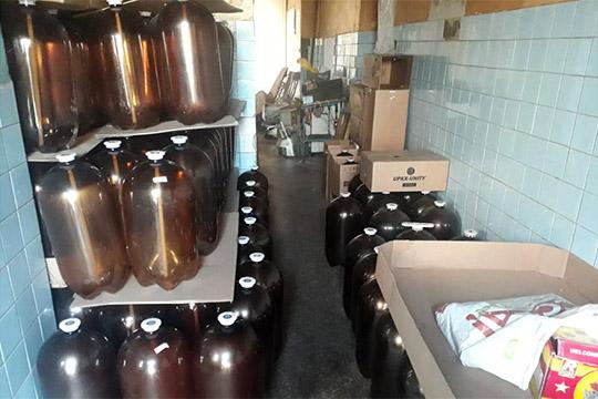 «Нелегальное пиво занимает до70 процентов всего рынка…»