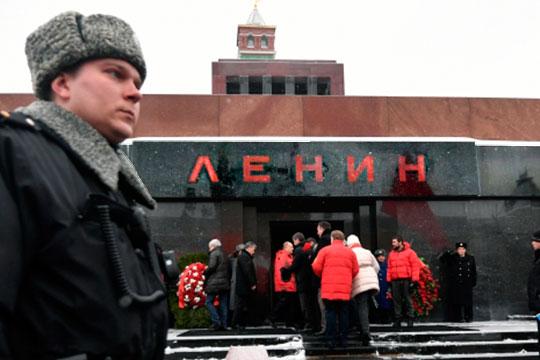«Тело Владимира Ульянова давно следовало предать земле наего родине– вСимбирске»