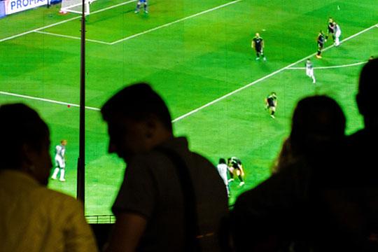 Фокусируемся нафутболе, как самом популярном виде спорта, иуже после успеха внем начнем расширять тематику