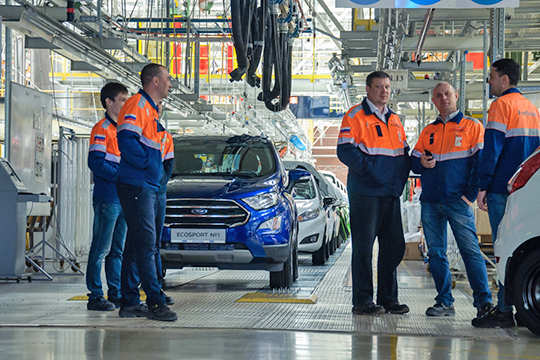 Ссегодняшнего дня порядка 500 пар рабочих рук освобождается врезультате закрытия заводов Ford Sollers вЧелнах иЕлабуге. Компенсаций заувольнение «как вЕвропе» добиться неудалось