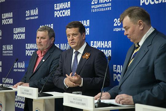Метшин рассказал, что Казань ставит своей целью быть городом постиндустриального формата, где уровень культуры должен служить фактором привлекательности для современного человека