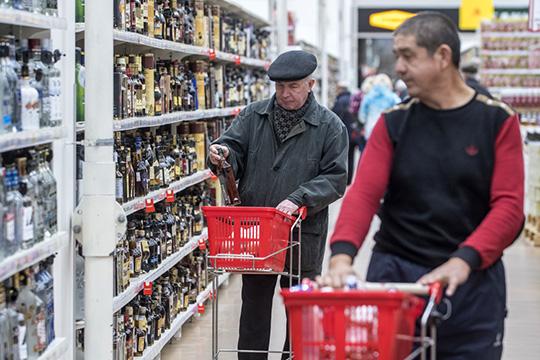 Шура аксакалов РТобратилась списьмом кпрезиденту Татарстана спросьбой запретить вреспублике намесяц мусульманского поста продажу алкогольных напитков