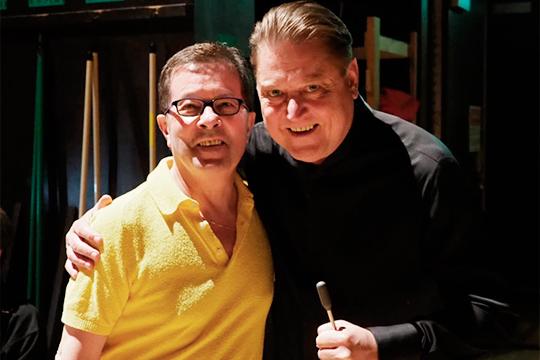 Александр Сладковский соснователем фестиваляакадемической музыки «Безумный день»Рене Мартеном