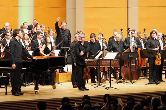 Государственный симфонический оркестр РТдал 9 концертов за3дня