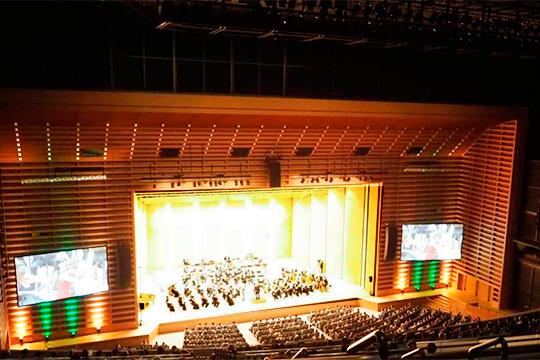 Японцы строят залы, которые звучат повсему миру, они сейчас №1