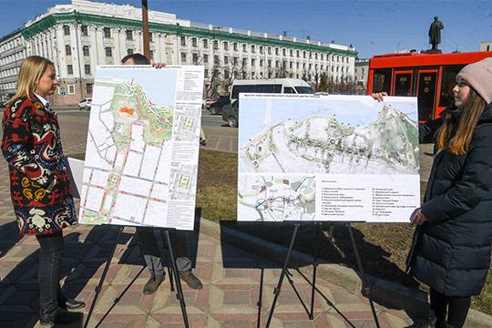 Метшин также рассказал, что на этот год запланированы работы по благоустройству набережной реки Казанки до центра ГИМС