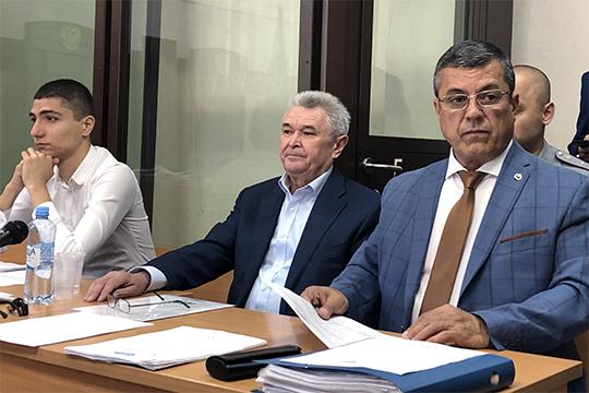 Адвокат Касымова Гумеров возмущался тем, что другие фигуранты дела на свободе