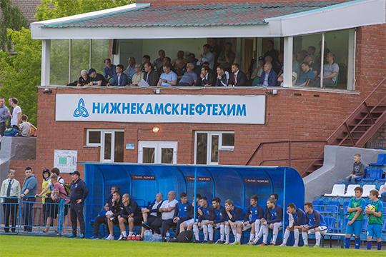 С выходом в ФНЛ и без того немалый по меркам футбольного дна России бюджет нижнекамцев увеличится