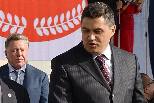Лениногорский магнатИльшат Тукаевсумел вАрбитражном суде РТвыторговать месяц отсрочки для досудебного урегулирования задолженности, которая насегодня составляет 1,4млрд рублей,