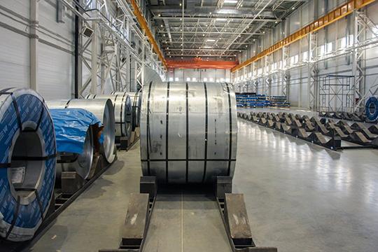 Запланированный объем производства «ММК-Джошкуноз-Алабуга» составляет60тыс. тонн металлопроката вгод, атрудиться напредприятии должно было 72 человека
