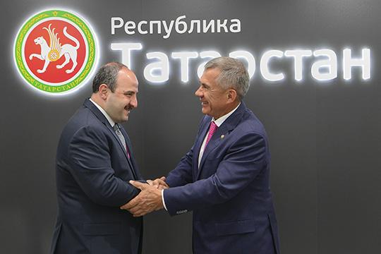 Пересели с Ford на Peugeot: как Минниханов спасает турок от предательства американцев