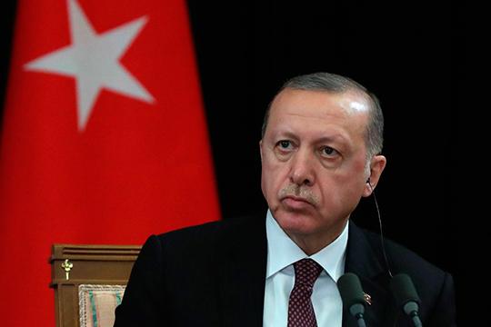 Реджеп Эрдоган против «хозяев денег»