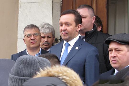 Следком заявляет, что по делу проходит более 300 свидетелей, в их числебывший премьер-министр РТ Ильдар Халиков
