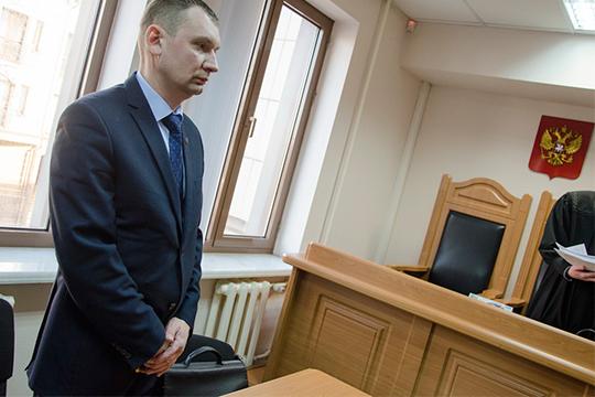 Основной защитник Мусина— адвокатАлексей Клюкин. Именно дело ТФБ вывело его вразряд самых престижных юристов республики