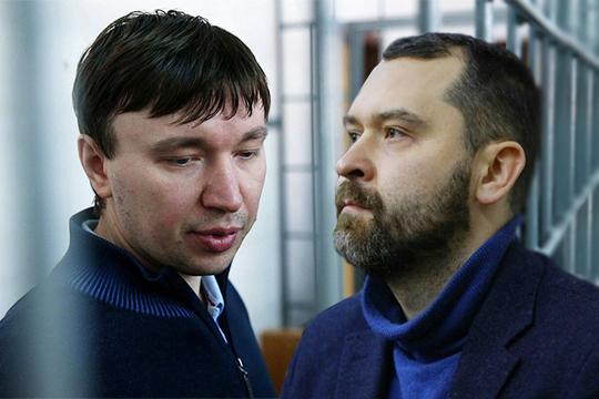 Под суд пойдут два зама Мусина—Вадим МерзляковиСергей Мещанов