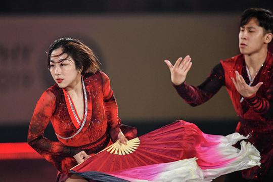 На ЧМ пара выступила уверенно, но проиграла китайским спортсменам Вэнцзинь Суй / Цунь Хань