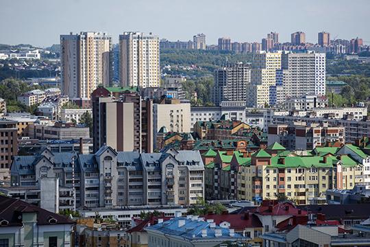 За первые восемь месяцев этого года в Казани выдано 86 разрешений на строительство — против 104 за аналогичный период годом ранее. Спад — на 17%