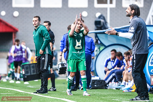 «Евгений Башкиров забил гол, но он весь сезон проваливается на своей позиции»