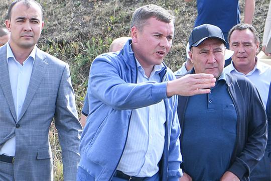 Достойный сын илучший ученик: Дворец земледельцев достался Марату Зяббарову