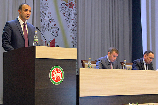 Буинским районом временно будет руководить глава местного исполкома Ранис Камартдинов