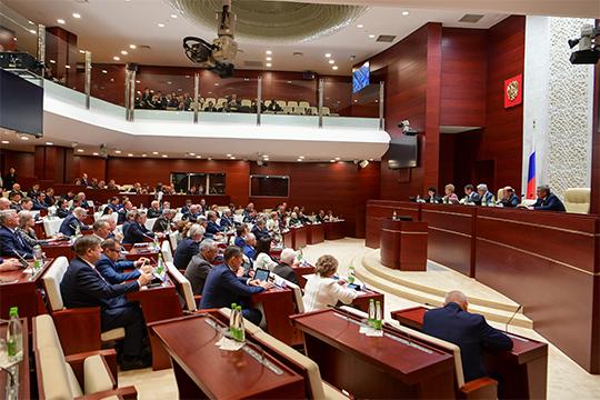Неожиданный отпор от президента Рустама Минниханова получил накануне в Госсовете РТ проект закона об образовании муниципальных округов