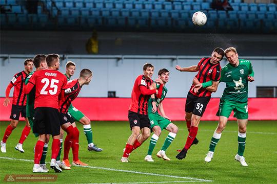 «Рубин» вылетел из Кубка России — «Химки» разгромили казанцев со счётом 3:0