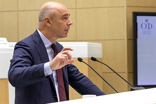 «Нам надо идти своим путем»: Силуанов представил «стимулирующий» бюджет