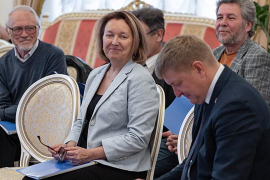 О том, что Татьяна Прокофьева оставила должность, на которой проработала 10 лет, стало известно летом