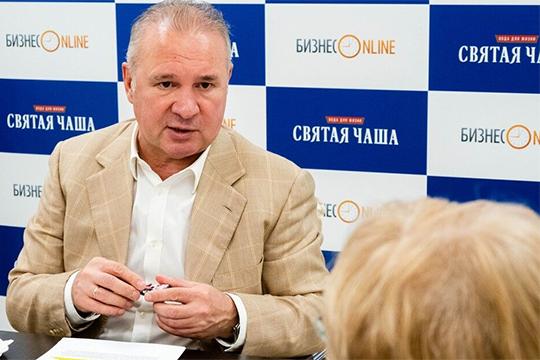 Вячеслав Зубарев: «Автомобильный рынок — это отражение состояния экономики. Если экономика не упадет с обрыва, то и автомобильный рынок с обрыва не упадет»