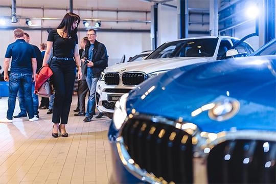 «Интерес к моделям меняется: стали меньше покупать Audi и стали больше покупать BMW»