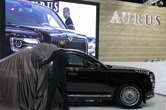 «Этот автомобиль (Аурус)явидел навыставке. Радует, что это наша российская разработка. Заявленная стоимость— 18 миллионов рублей. Какой будет спрос стакой ценой?Амыработаем там, где есть спрос»