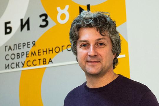 1 ноября в казанской галерее БИЗON (ул. М.Гафури, 50) будет представлен проект «Human update: без вкуса, без цвета, без запаха» известного медиахудожника Аристарха Чернышева