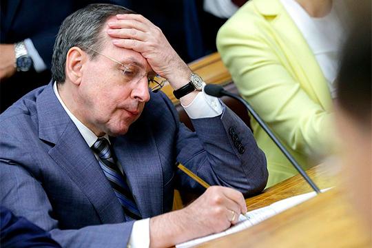 Вячеслав Никоновпризнал, что фонд неработает так, как планировали. «Сразу хочу сказать, что уменя есть претензии, как это произошло: иксоставу фонда, икпопечительскому совету»