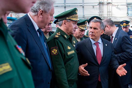 «Нет выхода – мы как заложники»: 7 претензий татарстанских оборонщиков к Шойгу и Чемезову
