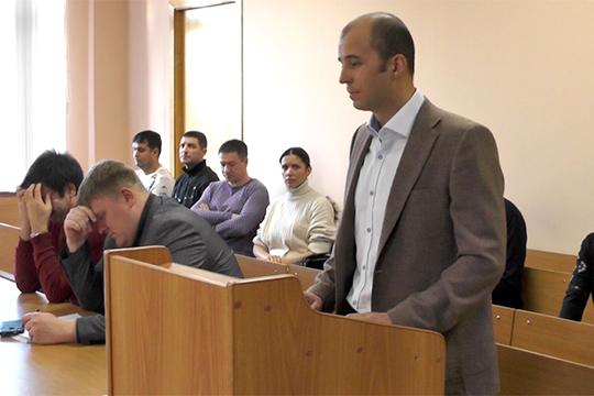 Прокуратура запросила для Альберта Гатина 7,5 лет колонии общего режима