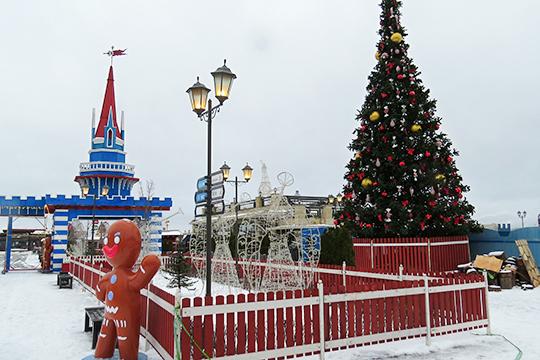 Тем временем город активно готовится к встрече нового года. Подробности новогоднего оформления столицы РТ Куляжев обещал рассказать на следующем совещании