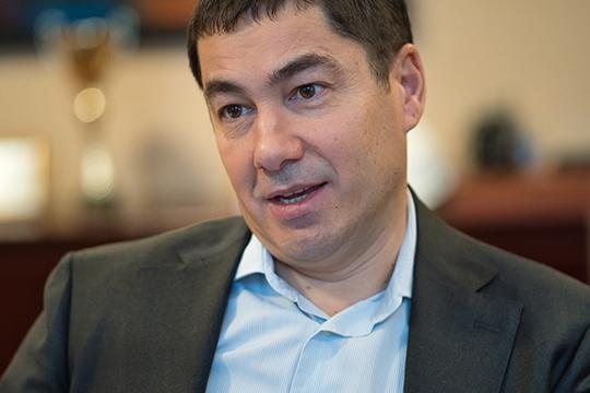 Айнур Адельдинов: «Российский венчурный форум 2019 года собрал на своих площадках более 3000 лидеров отрасли и стал одним из крупнейших событий года для высокотехнологических предпринимателей и инвесторов»