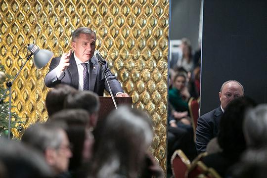Рустам Минниханов: «Невозможных задач нет, должны быть сложные задачи илюди, которые могут ихрешать»
