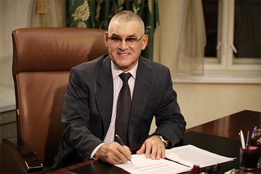 Фарид Гумиров –генеральный директор ювелирного завода «Алмаз»