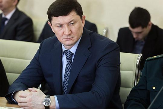 Бывший шеф республиканского ФСКН, некогда один из самых влиятельных силовиков Татарстана, Фаяз Шабаев оказался под следствием