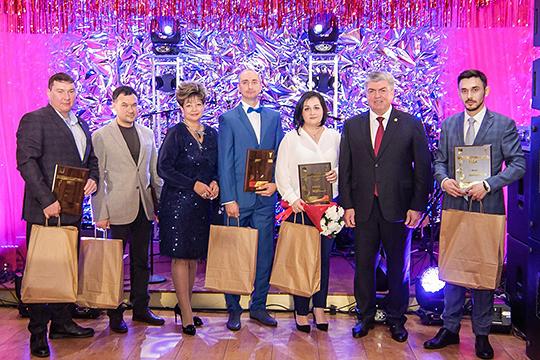 «Предпринимателей года-2019» выбрали в пяти номинациях