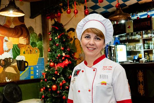 Гульнара Бариева, ресторанный комплекс «Тургай»: «Чтобы для организма не было стресса, рекомендую в качестве горячего блюда готовить что-нибудь из нежного языка»