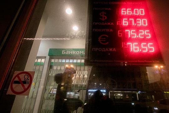 «Самое страшное, что нас ждет, — это обмен по фиксированному курсу, как это было в 1998 году»