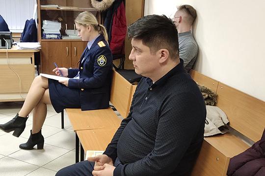 Управляющего АО «Высокогорские коммунальные сети» Руслана Алиева обвиняют в коммерческом подкупе
